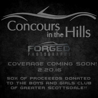 Concours in the Hills 2016
