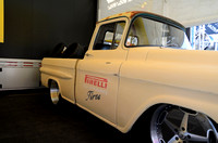 1958 Chevy Apache Pirelli Truck #3 - Forged Photography