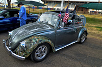 Patriotic VW Bug #1 - Forged Photography