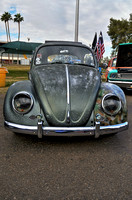 Patriotic VW Bug #5 - Forged Photography